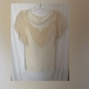Anthropologie Top•size L •very good used condition
